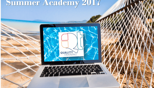 Summer Academy Quality Training