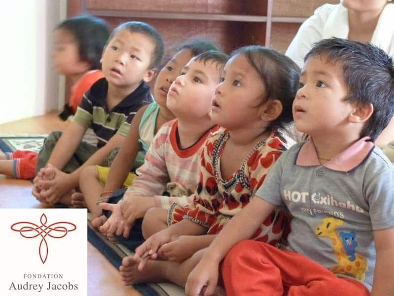 Quality Training soutien la fondation Audrey Jacob